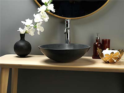 natural stone basins sinks factory marble basin for DIY chains