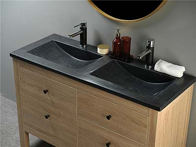 natural stone basins sinks factory limestone basin for DIY chains